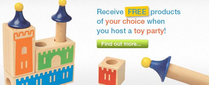 host a toy party
